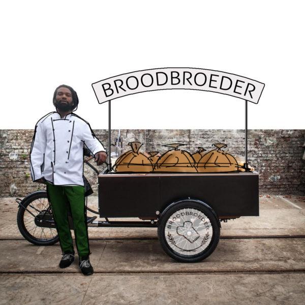 Broodbroeder winner PN3